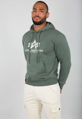Alpha Industries Basic Hoody vintage - Etappa
