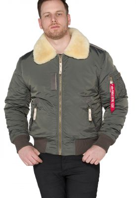 143104-136 Bunda Alpha Industries Injector III