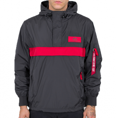 Alpha Industries Defense Anorak (iron grey)