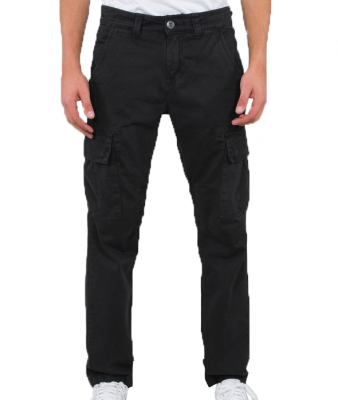 Alpha Industries Agent Pant (black)