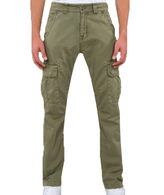 Alpha Industries Agent Pant (olive)