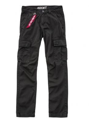 Alpha Industries Agent Pant (greyblack)