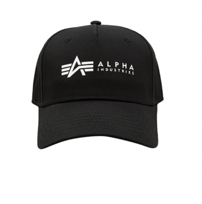 Alpha Industries Alpha Cap (black)