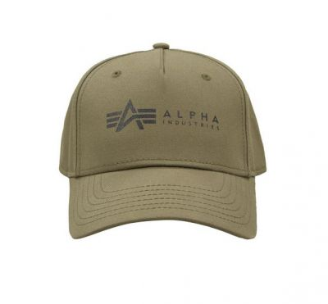 Alpha Industries Alpha Cap (dark green)
