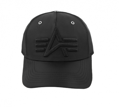Alpha Industries Flight Cap (black)