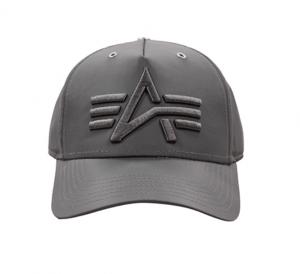 Alpha Industries Flight Cap (rep. grey)