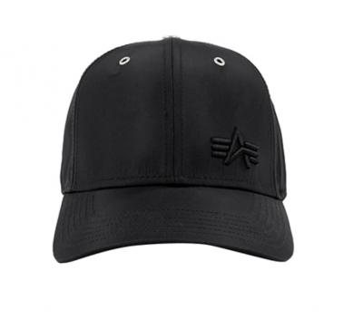 Alpha Industries Small Logo Flight Cap (black)