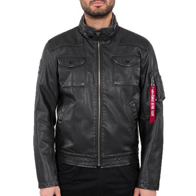 Alpha Industries bunda Air Racer (black)