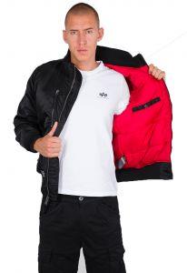 Alpha Industries RBF Jacket (black)