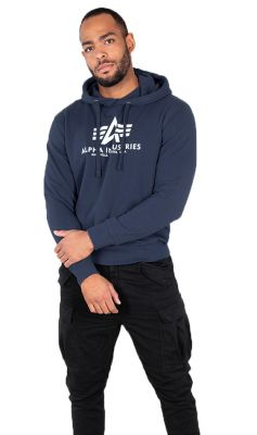 178312-435 Alpha Industries Basic Hoody