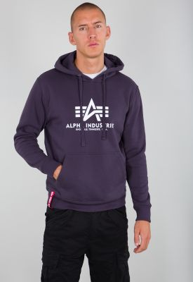 Alpha Industries Basic Hoody (nightshade)