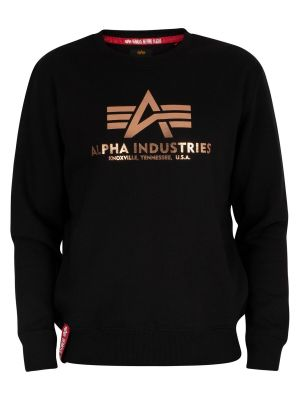 Alpha Industries Basic Sweater (gold)