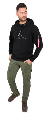 Alpha Industries Vinyl Logo Hoody