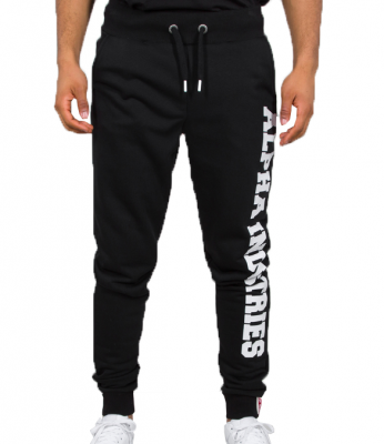 Alpha Industries Big Letters Jogger (black)