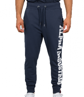 Alpha Industries Big Letters Jogger (new navy)