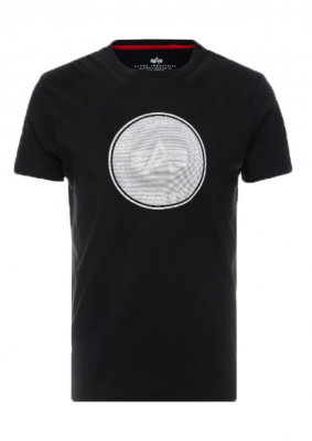Alpha Industries Hologram T (black)