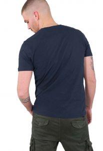 Alpha Industries pánské triko T (nová modrá) - Etappa