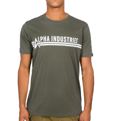 Alpha Industries T (dark olive)