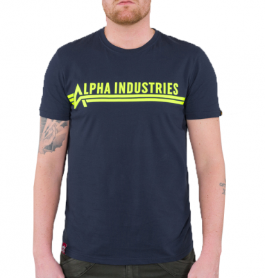 Alpha Industries T (new navy)