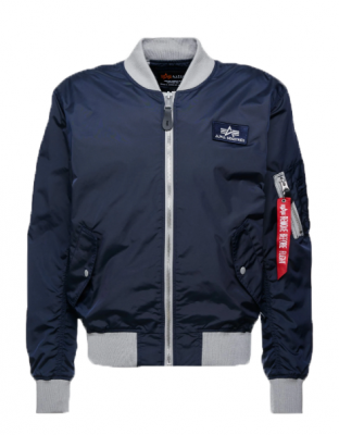 Alpha Industries pánská bunda  MA1 TTC (rep. blue)