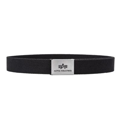 Alpha Industries Big A Belt (black)