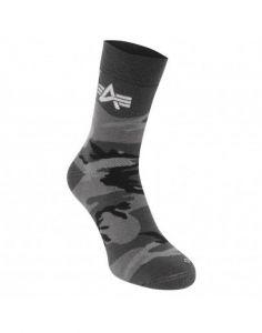 Alpha Industries Camo Socks