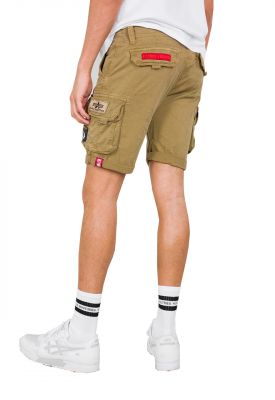 Alpha Industries šortky Crew Short Patch