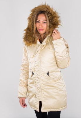 113007-28 Alpha Industries N3B VF 59 Wmn