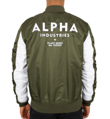 Alpha Industries MA-1 TT Custom (dark green)