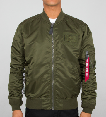 Alpha Industries MA-1 TT Custom
