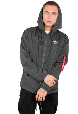 Alpha Industries Windbreaker (greyblack)