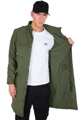 196117-142   Alpha Industries M65 Coat LW