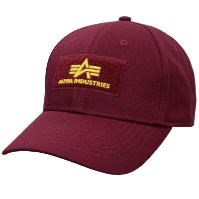 Alpha Industries Cap VLC II (burgundy)