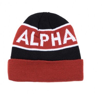 Alpha Industries Block Beanie