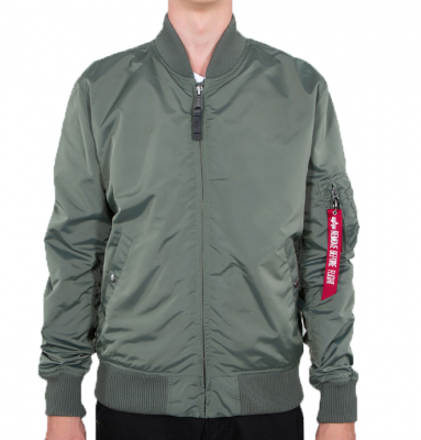 Alpha Industries MA1 TT (Vintage green)