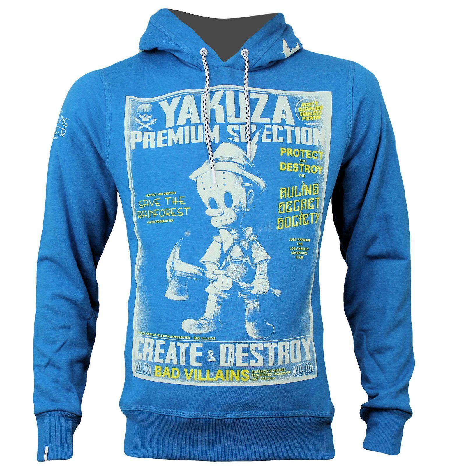 Yakuza Premium sweater hoody YPH 2825