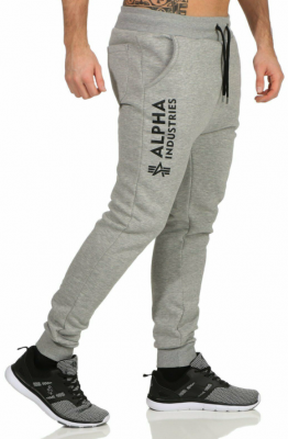 Alpha Industries Basic Jogger AI (grey heather)