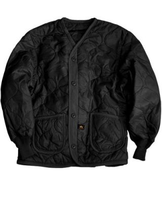 Alpha Industries bunda ALS liner (black)