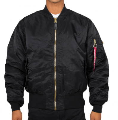 Alpha Industries MA 1 (black)