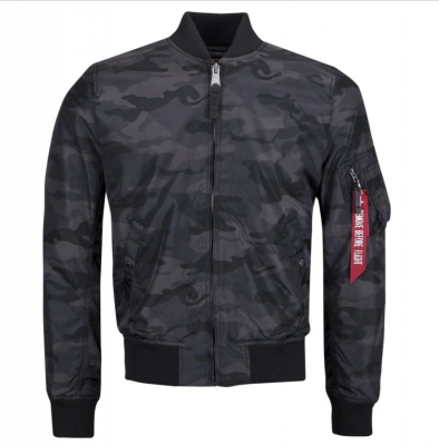 Alpha Industries MA1 TT (camo)