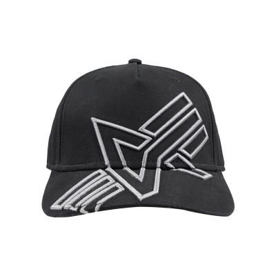 Alpha Industries Alpha Cross Cap (black)