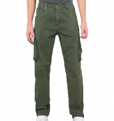 Alpha Industries Jet Pant (dark olive)