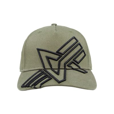 Alpha Industries Alpha Cross Cap (dark green)