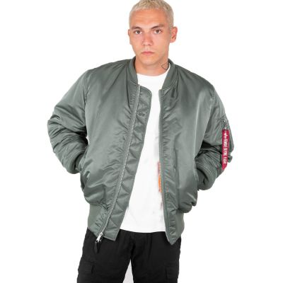 Alpha Industries MA-1 (vintage green)