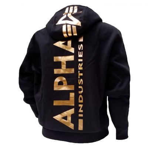 Alpha Industries Back Print Hoody