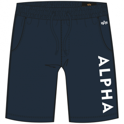 Alpha Industries Alpha Jersey Short (rep.blue)