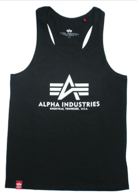 Alpha Industries Basic Tank BB (black)
