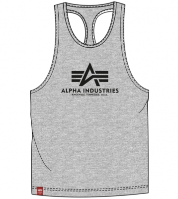 Alpha Industries Basic Tank BB (grey heather)