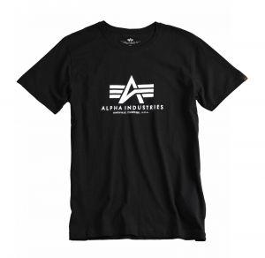 Alpha Industries Basic T (black)