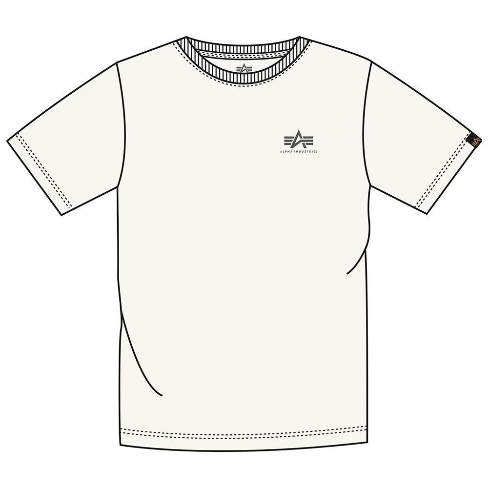 Small Logo (jet stream white)